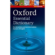 Oxford Essential Dictionary (New Edition) thumbnail