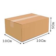 10x10x5 - Combo 20 thùng giấy gói hàng, thùng carton thumbnail