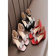 Sandal cho bé phong cách Hàn Quốc dễ thương ES004H thumbnail