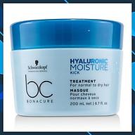 Dầu hấp ủ tóc Schwarzkopf BC Bonacure Hualuron Moisture Kick Micellar Treatment giữ ẩm tóc khô giòn và xoăn Đức 200ml thumbnail