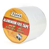 Băng keo chống thấm X2000, siêu dính mọi chất liệu, khổ rộng 5cm dài 5m thumbnail