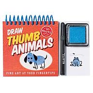 Klutz Draw Thumb Animals thumbnail
