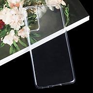 Ốp lưng dành cho Samsung Galaxy S21 Plus dẻo silicon trong cao cấp A+ thumbnail
