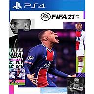 Fifa 2021 cho Ps4 -Hàng nhập khẩu thumbnail