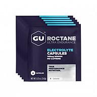 Combo 5 Gói Viên Điện Giải GU Roctane Electrolyte Capsules - (4 viên Gói) thumbnail