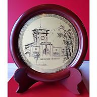 Tranh quà tặng lưu niệm để bàn, Chợ Bến Thành-QT10 thumbnail