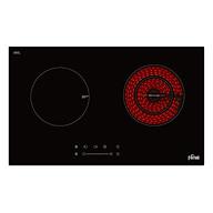 Bếp Âm Đôi Từ - Hồng Ngoại Ferroli IC4200BS (74 cm) - Hàng Chính Hãng thumbnail