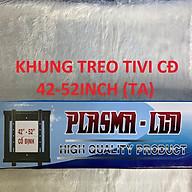 KHUNG TREO TIVI 42-52INCH CỐ ĐỊNH (TA) thumbnail