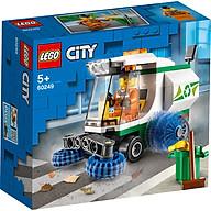 Đồ Chơi Lắp Ráp Lego City Xe Quét Đường 60249 (89 Chi Tiết) thumbnail