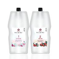 Duỗi - Uốn đa năng Livegain TSUBAKI 450+450ml Hàn Quốc thumbnail