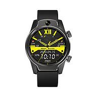 Rollme RM-S08 Smart Watch 4G LTE SIM 1.69inch MTK6739 Quad-core 3GB+32GB 8MP+8MP 1360mAh Phone Call Chat GPS 9 Sports thumbnail