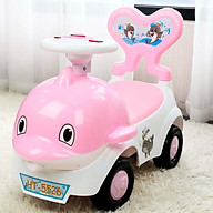 Xe chòi chân kiêm bám tập đi cho bé có đèn nhạc và khoang đựng đồ HT-5527 Toys House, nhựa ABS an toàn - tặng đồ chơi tắm màu ngẫu nhiên thumbnail