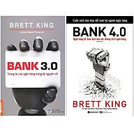 Combo Sách Bank 3.0 - Tương Lai Của Ngân Hàng Trong Kỷ Nguyên Số + Bank 4.0 - Ngân Hàng Số Giao Dịch Mọi Nơi, Không Chỉ Ở Ngân Hàng thumbnail