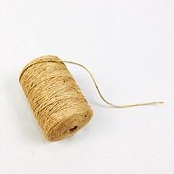 Dây thừng gai, dây cối handmade ( 1 cuộn 100m ) thumbnail