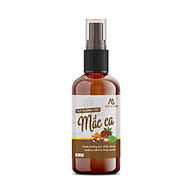 Xịt dưỡng tóc dầu Macadamia, tinh dầu Bưởi 50ml Macaland giảm rụng tóc và kích thích mọc tóc hiệu quả thumbnail