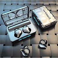 Tai Nghe Earbud Bluetooth True Wireless CONVI XS+ Nút cảm ứng Đèn Led hiển thị Pin Dock sạc kiêm pin sạc dự phòng Âm thanh 9D HiFi - Hàng Chính Hãng thumbnail