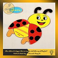 Tranh Ghép Hình Gỗ 3D Cho Bé (15x15 cm) Montessori cao cấp Đồ chơi Gỗ - Giáo dục - An toàn - Thông minh thumbnail