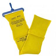 1kg gói hạt hút ẩm clays loại 250gram sử dụng đa năng (1 dây 4 gói 250gram dạng treo) thumbnail