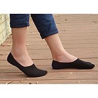 Combo gồm 10 đôi tất vớ lười nam nữ khử mùi thoáng khí chống hôi chân thumbnail