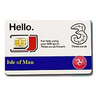 Sim du lịch Isle of Man 4G tốc độ cao thumbnail