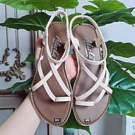 Sandal nữ dây mảnh thời trang chiến binh đế mềm đi chơi đi biển thumbnail