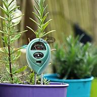 Máy đo, dụng cụ đo độ PH đất 3 trong 1 tròn thumbnail