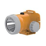 Đèn sạc đội đầu có khả năng chống nước mưa chính hãng Roman ELE2019 - Thắp sáng liên tục đến 8 giờ sử dụng với 2 dòng ánh sáng ấm hoặc trắng thumbnail