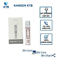 Máy xịt khoáng làm đẹp làm đẹp Nano - chính hãng Enagic - KANGEN KTB VN thumbnail