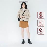 Áo khoác nữ SSSTUTTER chất dạ ép cao cấp Feth Jacket thumbnail