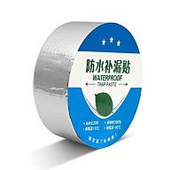 Băng Keo Bạc Chống Thấm, Dán Tôn, Cách Nhiệt Đa Năng ( Tặng cột tóc quả bơ ) - 5cm thumbnail