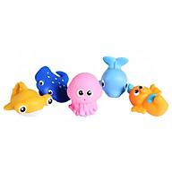 Đồ chơi tắm sinh vật biển - Set 5 con Winfun 7120 thumbnail
