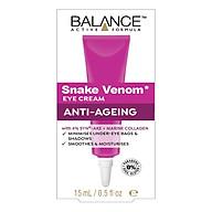 Kem Dưỡng Da Vùng Mắt Balance Snake Venom Eye Cream Anti-Ageing (15ml) thumbnail