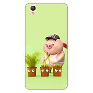 Ốp lưng dẻo cho điện thoại Oppo Neo 9 (A37) _Pig 21 thumbnail