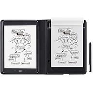 Sổ Ghi Chú Điện Tử Wacom Bamboo Folio CDS-610G Chuyên Dùng Để Vẽ Mindmap - Sketches Sử Dụng Trên Tất Cả Các Loại Giấy A5 - Hàng Chính Hãng thumbnail