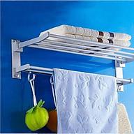 Giá treo khăn tắm 2 tầng tiện dụng thumbnail