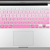 Tấm phủ phím bằng silicon cho Macbook chống bụi, chống nước nhiều màu thumbnail
