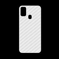 Miếng Dán Mặt Lưng Cacbon Dành Cho Samsung Galaxy M21- Handtown - Hàng Chính Hãng thumbnail