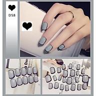 Bộ 24 móng tay như hình D54 (kèm keo) thumbnail