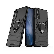 Ốp lưng dành cho OPPO Reno 3 Pro iron man chống sốc kèm iring thumbnail