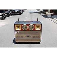 Loa kéo di động 4 tấc đôi ngang Bose 908 - Loa khủng long - 2 bass 2 mid 2 treble - Công suất 7000W - Âm thanh khủng - Dàn karaoke di động - Kèm 2 micro không dây UHF - Hàng nhập khẩu thumbnail