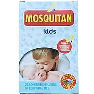 Miếng Dán Chống Muỗi Mosquitan (24 Miếng) thumbnail