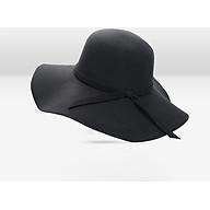 Mũ dạ lượn sóng phong cách retro châu Âu mã MD19-08 thumbnail