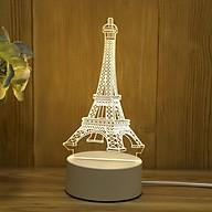Đèn Ngủ 3D Trang Trí Quà Tặng Độc Đáo thumbnail