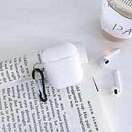 Vỏ bảo vệ hộp sạc dành cho tai nghe bluetooth Airpods va inpods i12 bằng silicon TPU cực ôm sát và vừa vặn, chống va đập, nhiê u ma u lư a cho n thumbnail