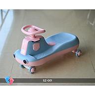 Đồ chơi xe lắc có nhạc Broller BABY PLAZA SZ-001 thumbnail