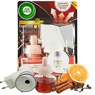 Bộ khuếch tán tinh dầu tự động Air Wick Mulled Wine 19ml QT09420 - Cam, quế, đinh hương thumbnail
