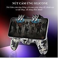 Tay Cầm Gaming F-08 Kiêm Quạt Tản Nhiệt Và Sạc Pin Dự Phòng Dung Lượng 4000mAh thumbnail
