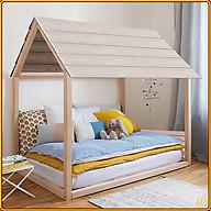 Giường trẻ em có mái kiểu Juno Sofa thumbnail