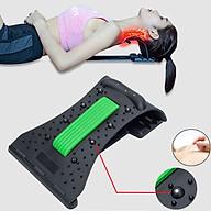 Khung nắn chỉnh cổ - Phiên bản mới chuẩn điện từ - Hỗ trợ thoát vị đĩa đệm, thoái hóa, đau mỏi vùng cổ, vai gáy (Giao màu ngẫu nhiên) - Hàng Chính Hãng thumbnail