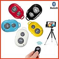 Nút Bấm Bluetooth Điều Khiển Từ Xa Chụp Ảnh Tự Động Dành Cho tất cả Smartphone và Iphone, Ipad có tính năng Bluetooth. thumbnail